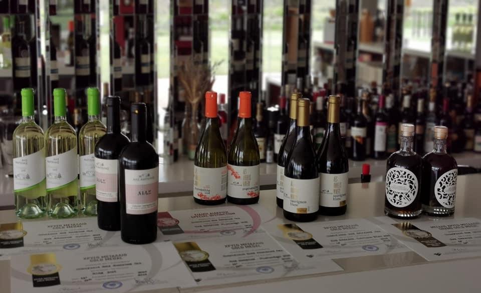 Aes Ambelis Wines